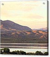 Lake Roosevelt Acrylic Print