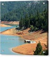 Lake Shasta Acrylic Print