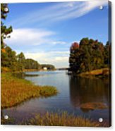 Lake Sinclair Acrylic Print