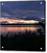 Lake Sky Acrylic Print