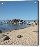 Lake Tahoe Morning Acrylic Print