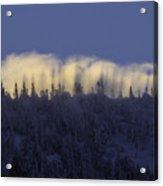 Lake Tahoe Sunsrise Acrylic Print
