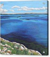 Lake Toho Acrylic Print