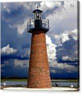Lake Toho Lighthouse 002  Acrylic Print