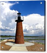 Lake Toho Lighthouse Acrylic Print