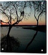 Lake Travis Acrylic Print