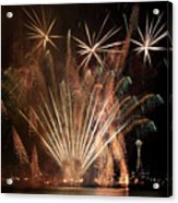 Lake Union July 4th B022 Acrylic Print