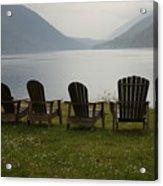 Lake View Acrylic Print