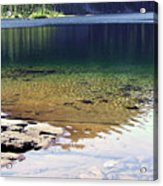 Lake Washington  Acrylic Print