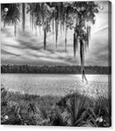 Lake Wauberg   Acrylic Print