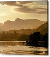 Lake Windermere Two Acrylic Print