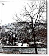 lake Wynona Acrylic Print