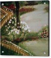 Lake1 Acrylic Print