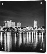 Lakeland Lights Acrylic Print
