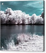 Lakeside4 Acrylic Print