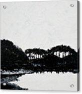 Lal Bagh Lake 3 Acrylic Print