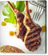 Lamb Chop 4 Acrylic Print