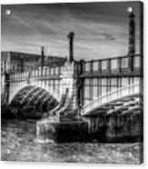 Lambeth Bridge London Acrylic Print