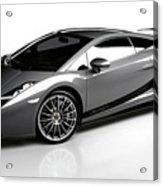 Lamborghini Galardo Superleggera Acrylic Print