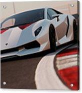 Lamborghini Sesto Elemento - 03 Acrylic Print