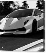 Lamborghini Sesto Elemento - 20 Acrylic Print