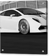 Lamborghini Sesto Elemento - 21 Acrylic Print