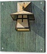 Lamp 2 Acrylic Print