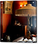 Lamp At Glensheen Acrylic Print