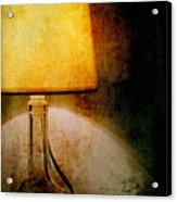 Lamp Acrylic Print