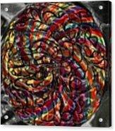 Lampion Acrylic Print