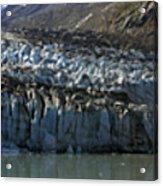 Lamplugh Glacier Acrylic Print