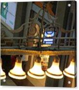 Lamps At The Big C Acrylic Print