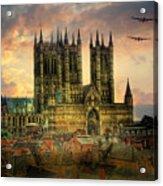 Lancaster Bombers Tour Acrylic Print