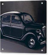 Lancia Ardea 1939 Painting Acrylic Print