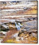 Land 034 Acrylic Print