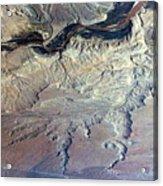 Land Below Acrylic Print