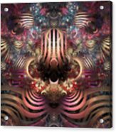 Land Of Confusion Acrylic Print