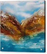 Land Sea And Air  Acrylic Print