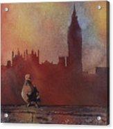 Landing Place- London Acrylic Print
