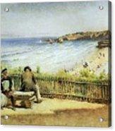 Landscape 02 Konstantin Makovsky Acrylic Print