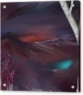 Landscape 030711 Acrylic Print