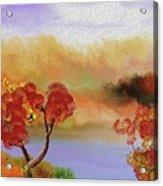 Landscape 031111 Acrylic Print