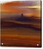 Landscape 082010 Acrylic Print