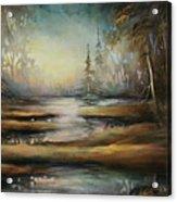 Landscape 10 Acrylic Print