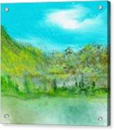 Landscape 101510 Acrylic Print