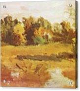 Landscape 1884 Acrylic Print
