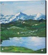 Landscape 36 Acrylic Print