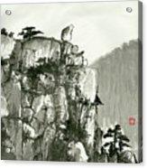 Landscape - 77 Acrylic Print