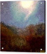 Landscape 8-27-09 Acrylic Print