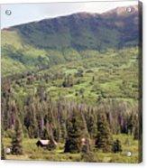 Landscape Alaska  Acrylic Print